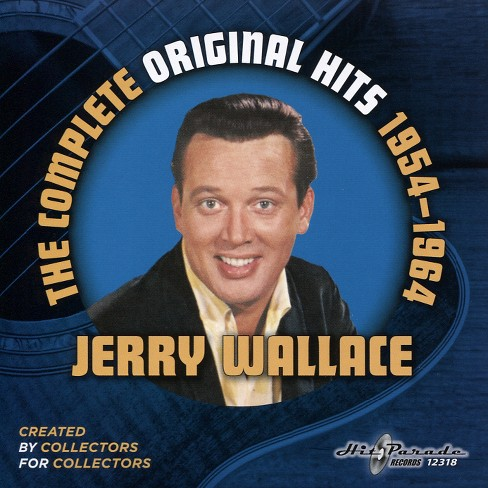 Jerry wallace - Jerry wallace:Complete original hits (CD) - image 1 of 1