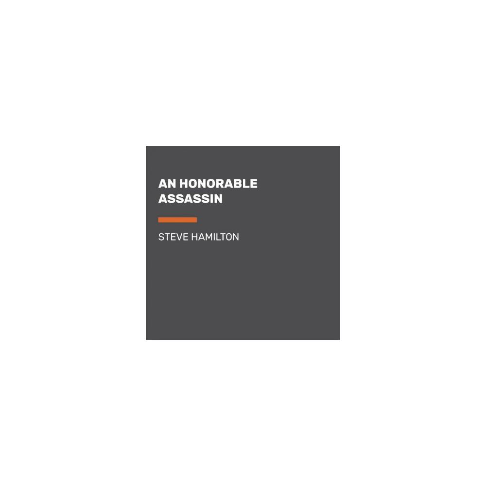Honorable Assassin - Unabridged (Nick Mason) by Steve Hamilton (CD/Spoken Word)