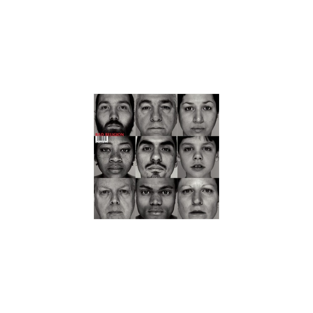 Bad Religion - Gray Race (Vinyl)