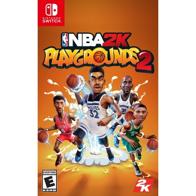 NBA 2K: Playgrounds 2 - Nintendo Switch