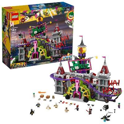LEGO The Batman Movie Dc Comics The Joker Manor 70922