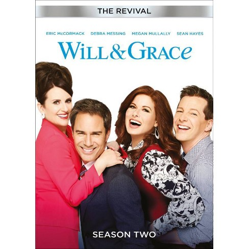 Will & Grace (The Revival) S2 (DVD) - image 1 of 1