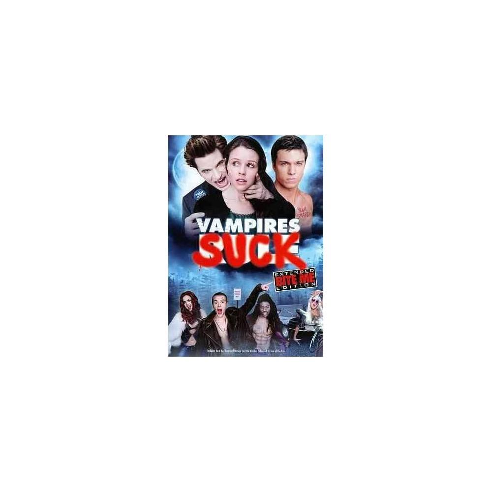 Vampires Suck (Dvd), Movies