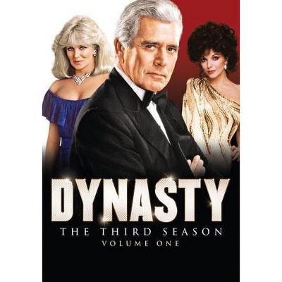 Dynasty: The Third Season Volume 1 (DVD)(2008)