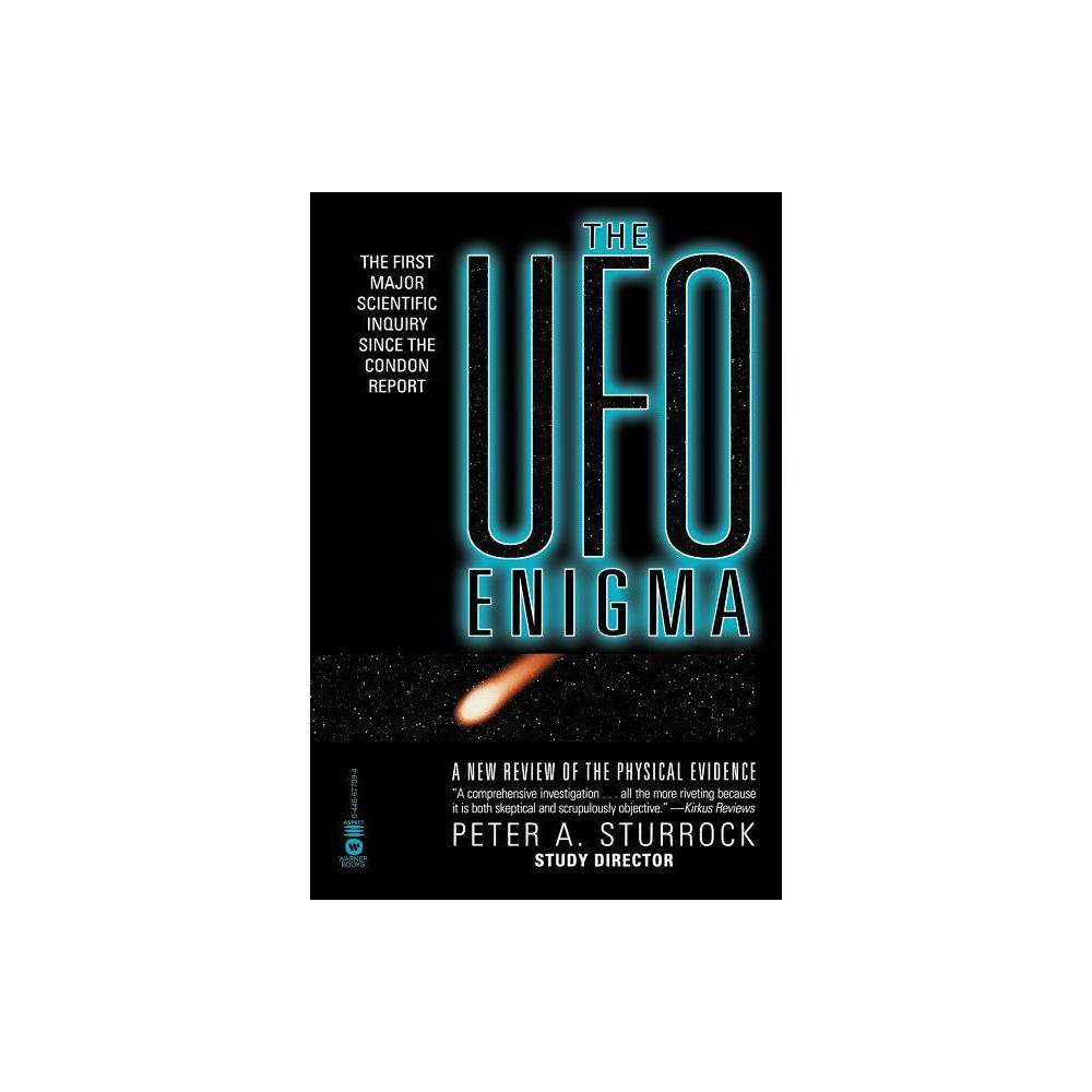 The Ufo Enigma By Peter A Sturrock Paperback