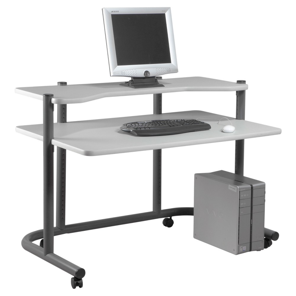 Workstation - Grey - Calico Designs, Gray