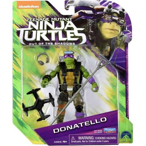 Teenage Mutant Ninja Turtles Out Of The Shadows Donatello Action Figure Target