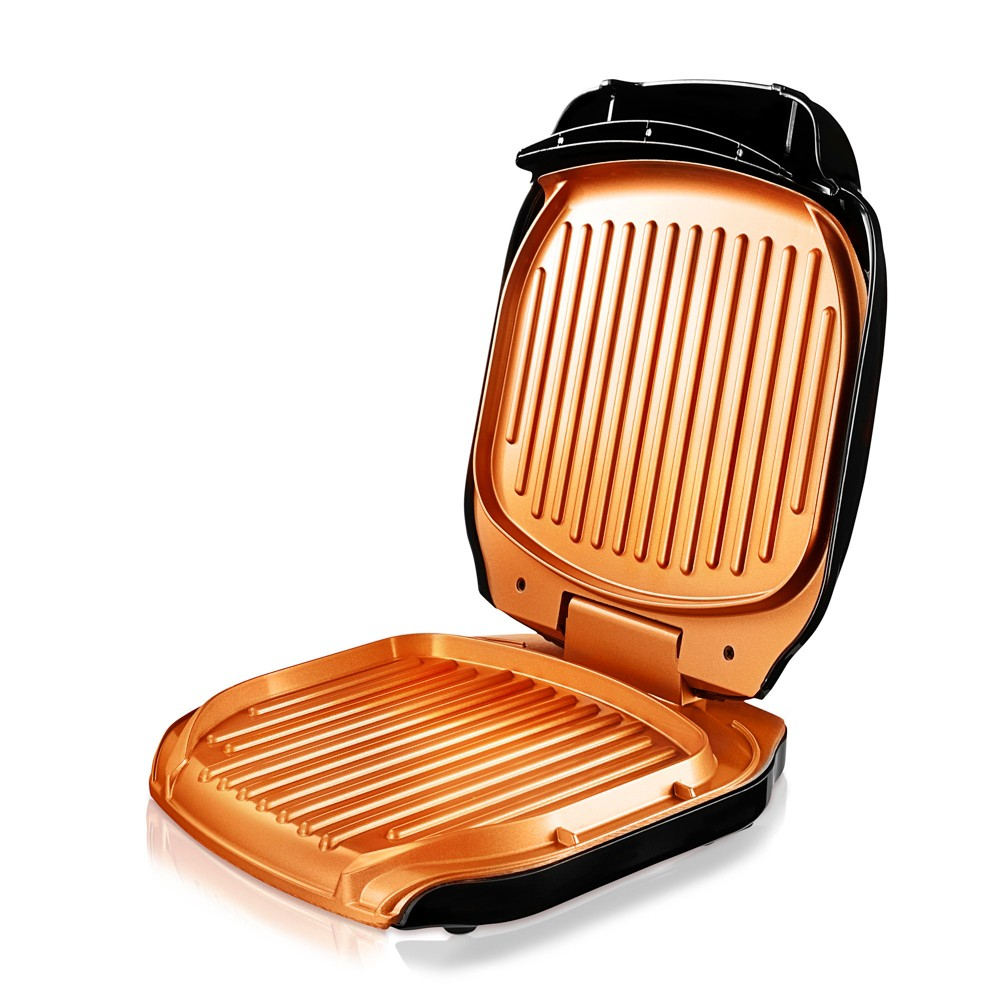 As Seen on TV Gotham Steel Electric Grill, Brown