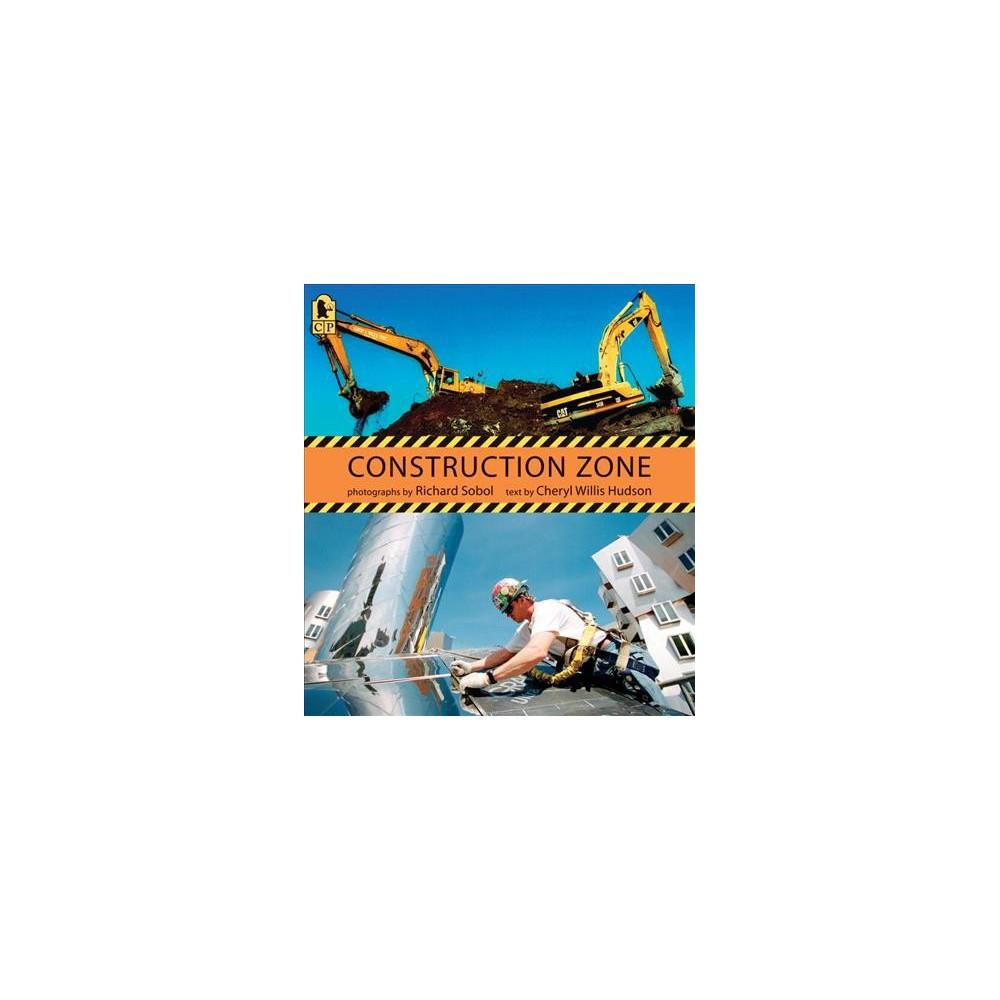 Construction Zone (Reprint) (Paperback) (Cheryl Willis Hudson)