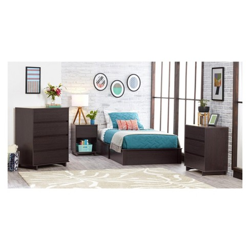 Modern 4 Drawer Dresser - Room Essentials™ : Target