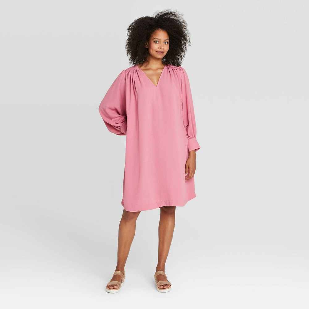 Reviews Women's Balloon Long Sleeve Dress - Prologue™