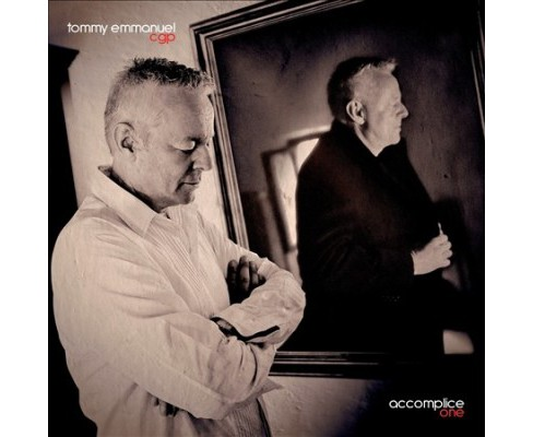 Tommy Emmanuel - Accomplice One (CD) - image 1 of 1