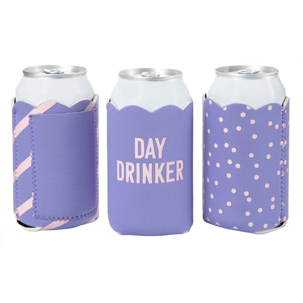 Image of Slant Collections 3pk Day Drinker Can Cooler Set