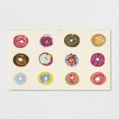 34 x20  Donuts Kitchen Rug - Opalhouse™