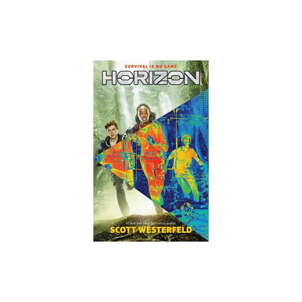 Horizon - (Horizon) Book 1 by Scott Westerfeld (Hardcover)