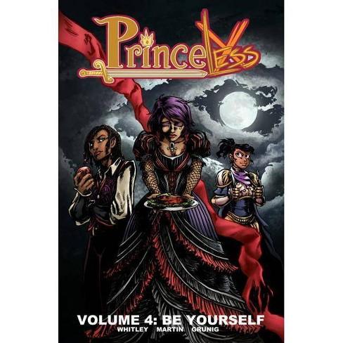 Princeless Volume 4 - (Princeless Tp) by  Jeremy Whitley (Paperback) - image 1 of 1