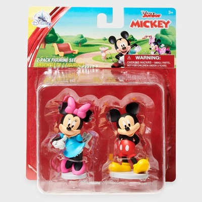 Disney Mickey Mouse & Friends Mickey & Minnie Mini Figure 2pk - Disney store