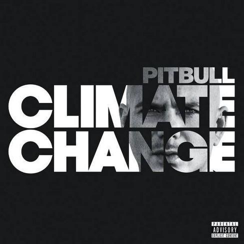 Pitbull - Climate Change [Explicit Lyrics] (CD) - image 1 of 1