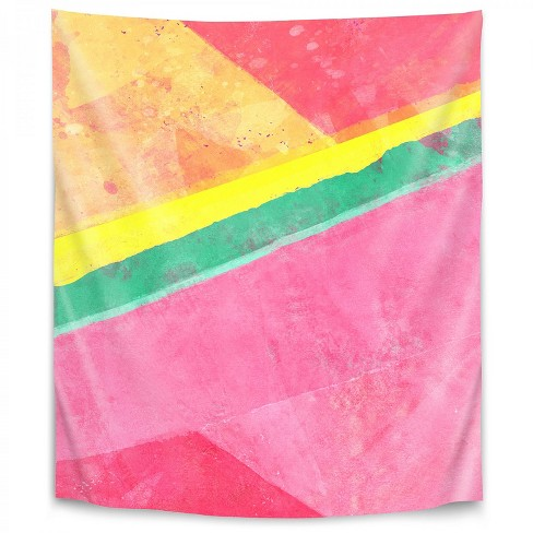 Americanflat Twisted Melon By Tracie Andrews Wall Tapestry Target