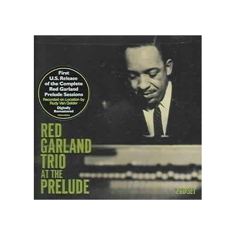 Red Garland - Red Garland Trio At the Prelude (CD) - image 1 of 1