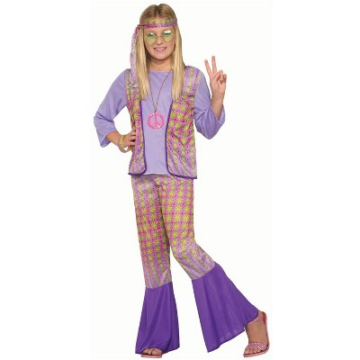 Forum Novelties Groovy Hippie Child Costume