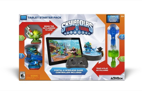 Skylanders Trap Team Starter PackiPad - image 1 of 13