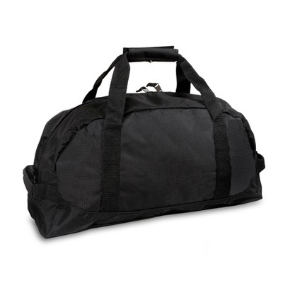 J World Lawrence Sport Duffel Bag - Black