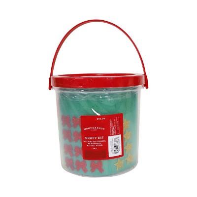 Art Supply Bucket with Stickers - Wondershop™