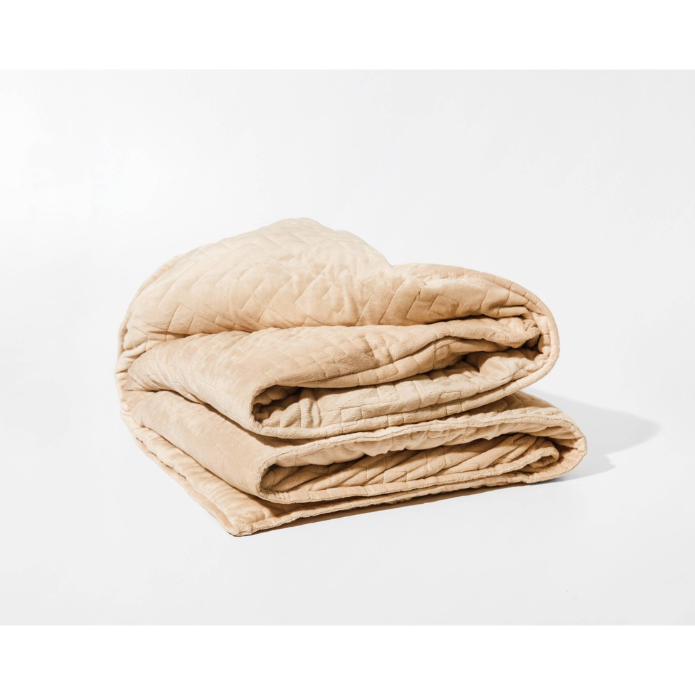 Image of Weighted Blanket Duvet Cover Ivory - Gravity