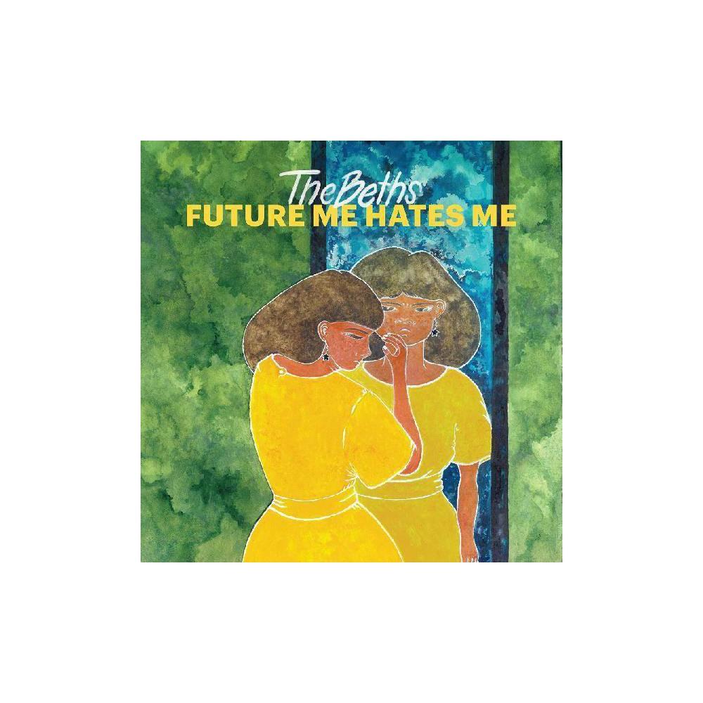 Beths The Future Me Hates Me Green Vinyl