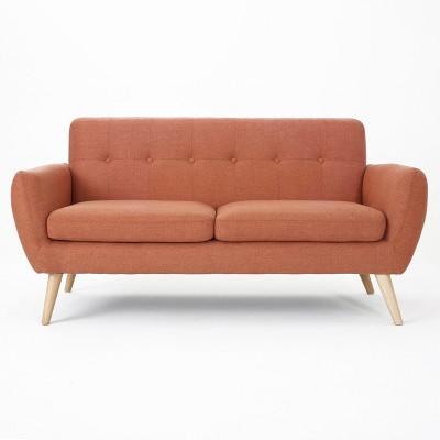 Josephine Mid-Century Modern Petite Sofa - Christopher Knight Home