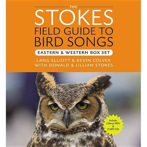 Stokes Field Guide to Bird Songs: Eastern and Western Box Set - (Mixed media product) - image 1 of 1