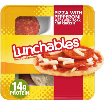 Oscar Mayer Lunchables Pepperoni Pizza - 4.3oz
