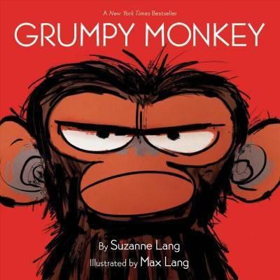 Grumpy Monkey - by Suzanne Lang (Board)