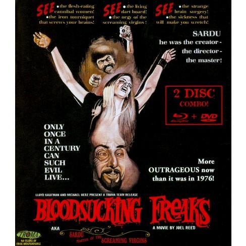 Bloodsucking Freaks (DVD) - image 1 of 1