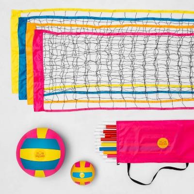 Matrix Ball Lawn Volleyball Sports Set - Sun Squad™