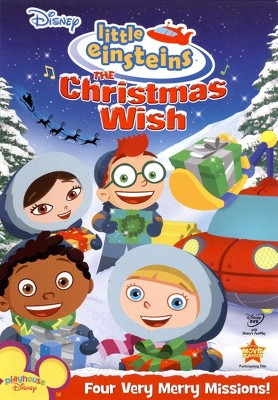 Little Einsteins: The Christmas Wish (P&S)(dvd_video)