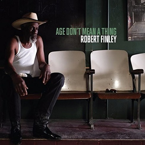 Robert Finley - Age Don't Mean A Thing (Vinyl) - image 1 of 1