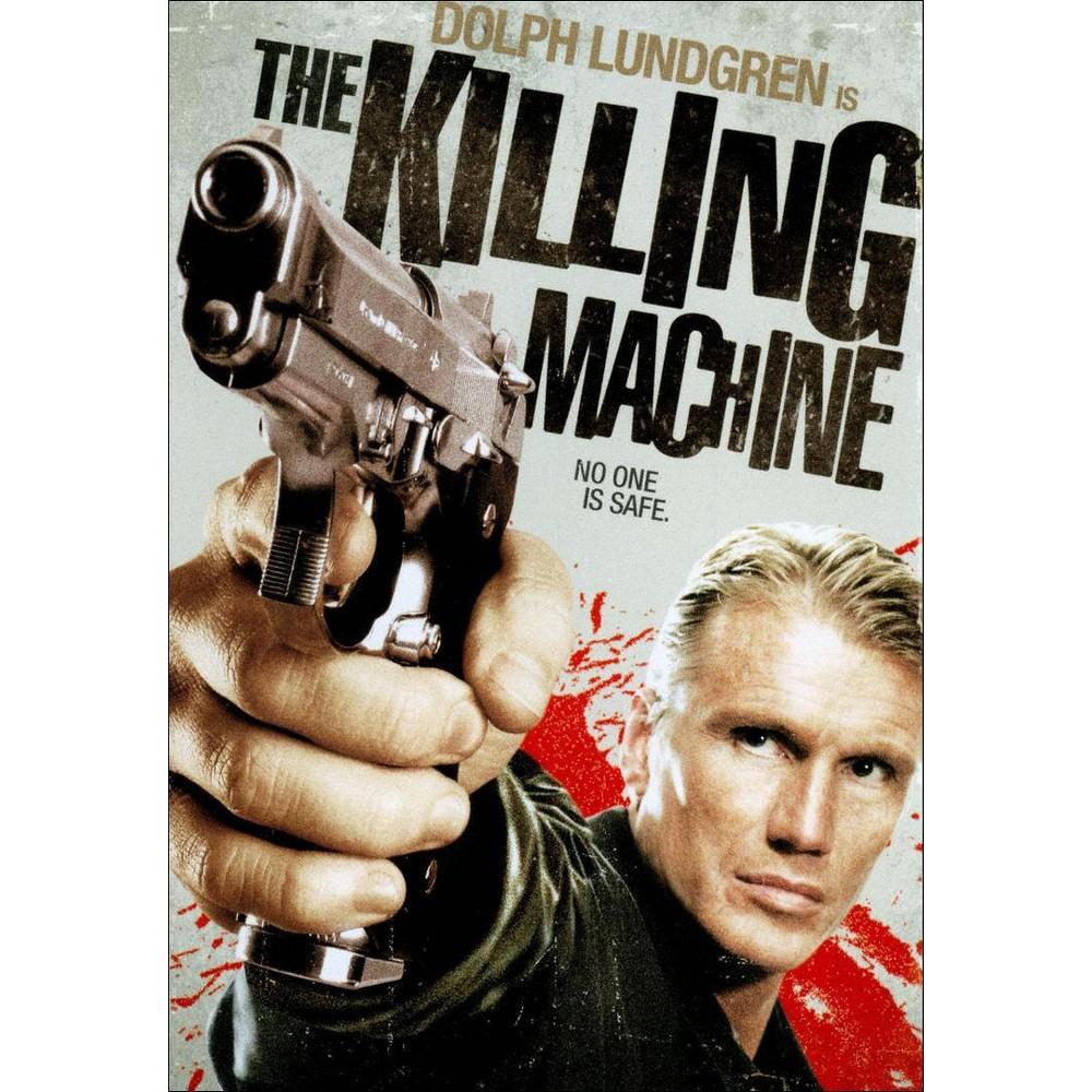 The Killing Machine Dvd
