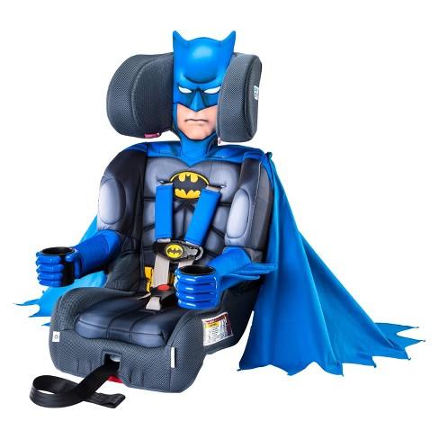 KidsEmbrace DC Comics Batman Combination Booster Car Seat Target
