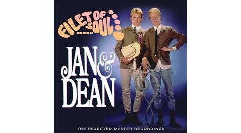 Jan & Dean - Filet Of Soul Redux:Rejected Master R (CD) - image 1 of 1