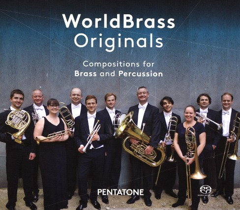 World Brass - World Brass Originals (CD) - image 1 of 1
