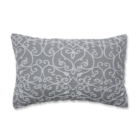 Serafina Stone Lumbar Throw Pillow Pillow Perfect Target