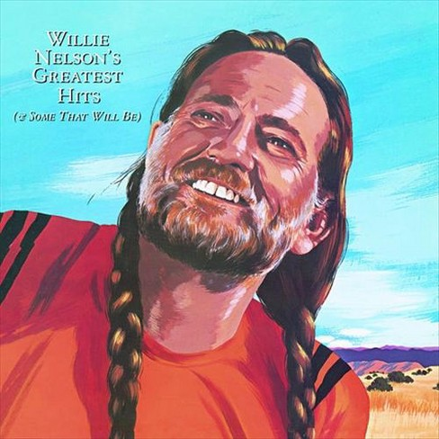 Willie nelson - Willie nelson greatest hits (CD) - image 1 of 1