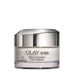 Olay Eyes Brightening Eye Cream for Dark Circles Facial Moisturizer - 0.5 fl oz