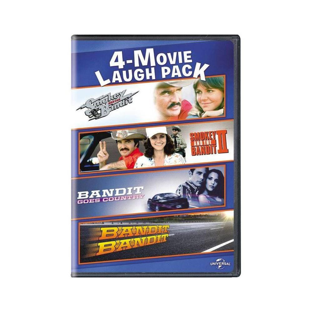Smokey The Bandit Smokey Bandit Ii Bandit Goes Country Bandit Bandit Dvd