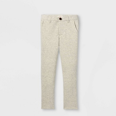Boys' Knit Suit Pant - Cat & Jack™ Gray