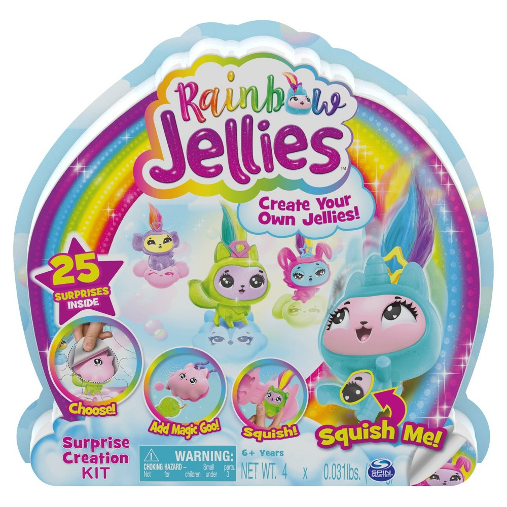 Rainbow Jellies Surprise Creation Kit