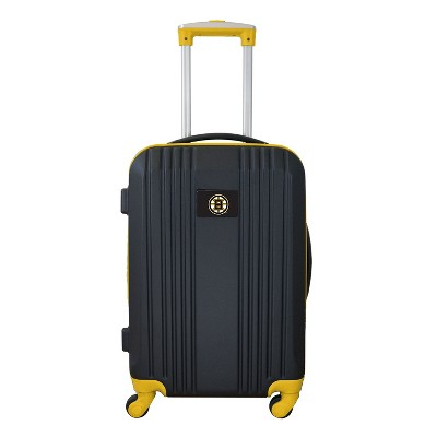"NHL 21"" Hardcase Two-Tone Spinner Carry On Suitcase"