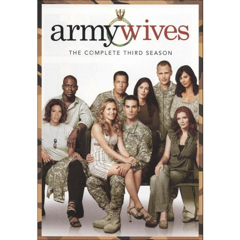 Army Wives: The Complete Third Season [5 Discs] - image 1 of 1